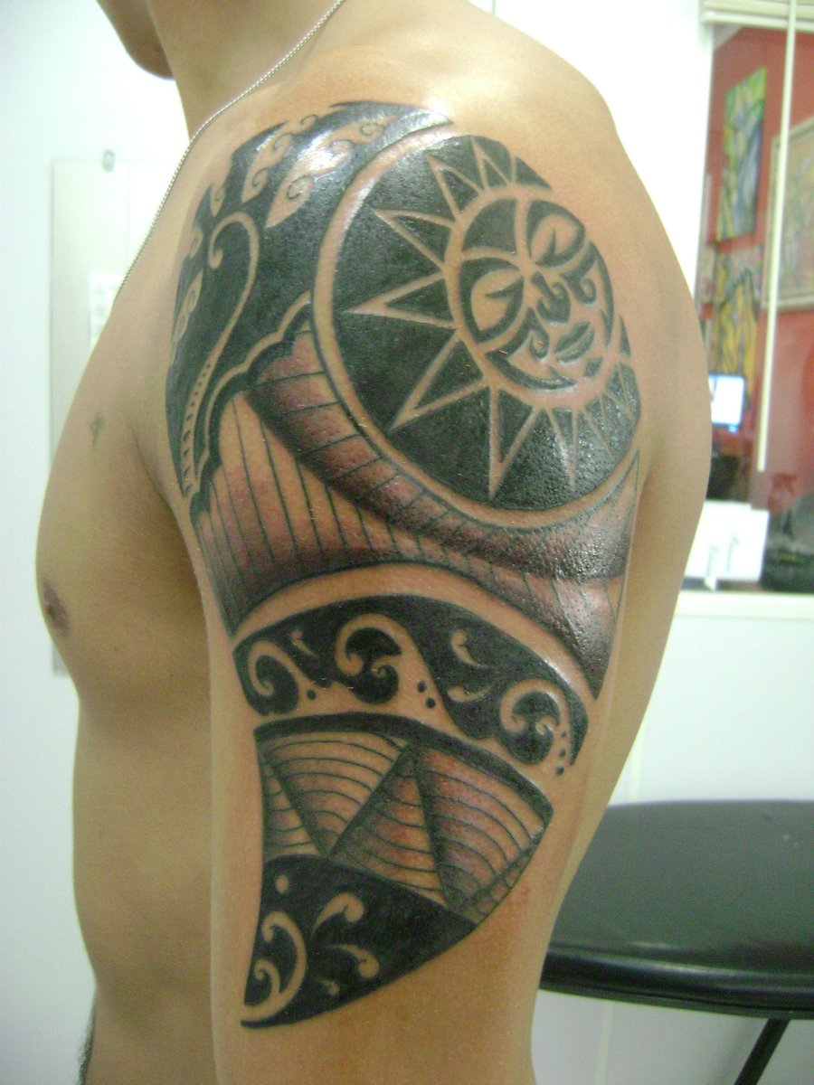 Maori Inspired Tattoo Designs: Maori Tattoos Designs, Ideas And Meaning