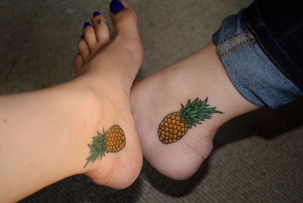 Matching Tattoos For Sisters Ideas