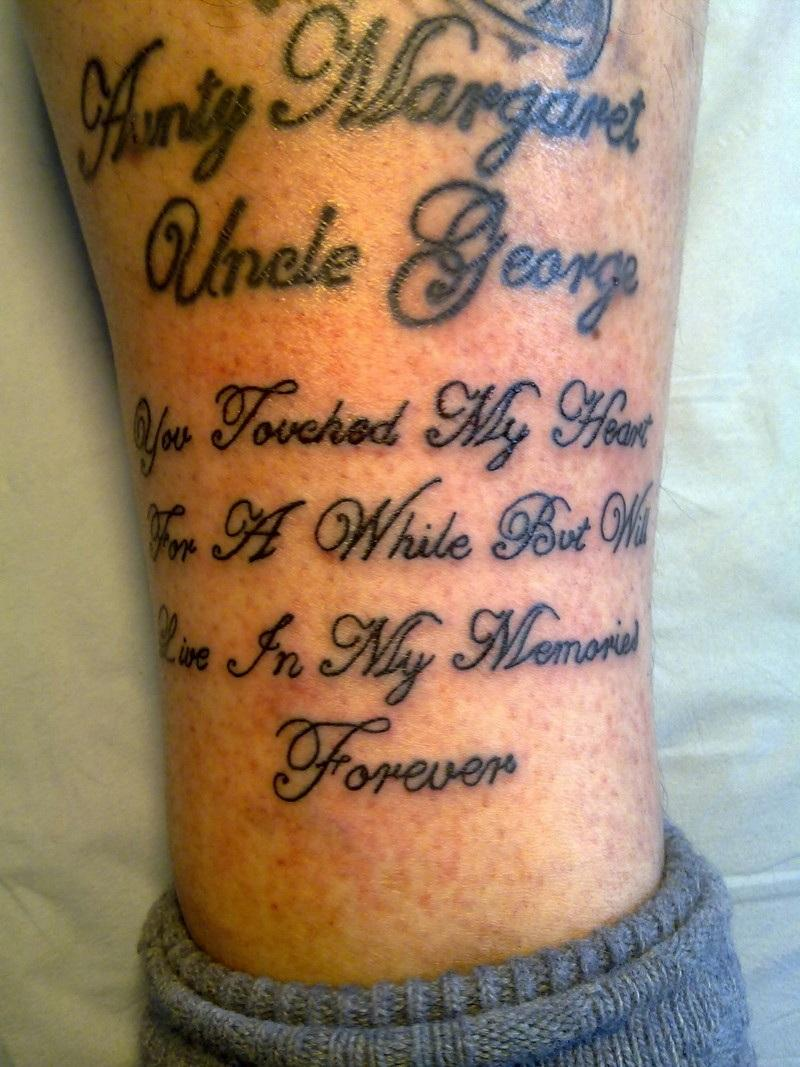 memorial tattoos designs ideas and meaning tattoos for you