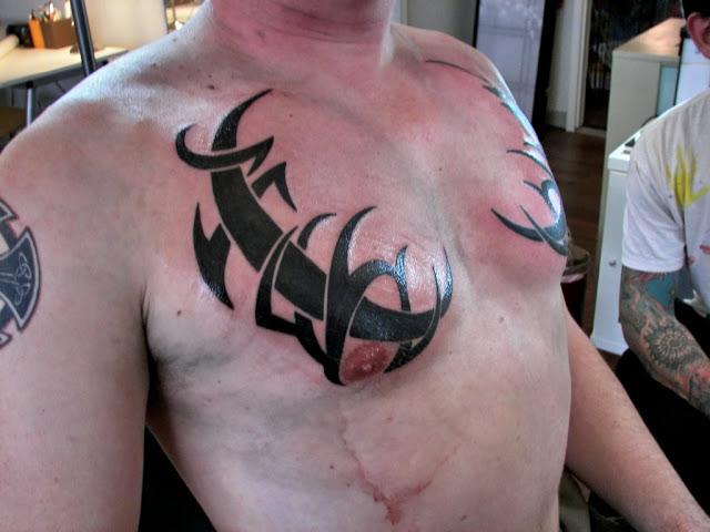 Mens Tribal Tattoos