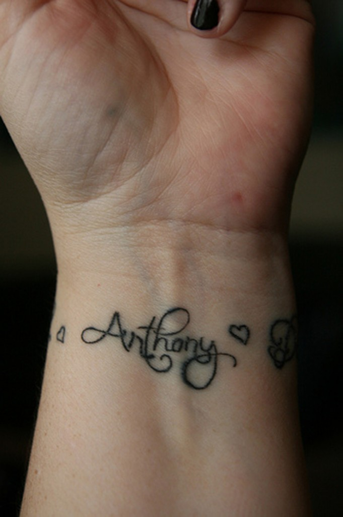 Name Tattoos Ideas