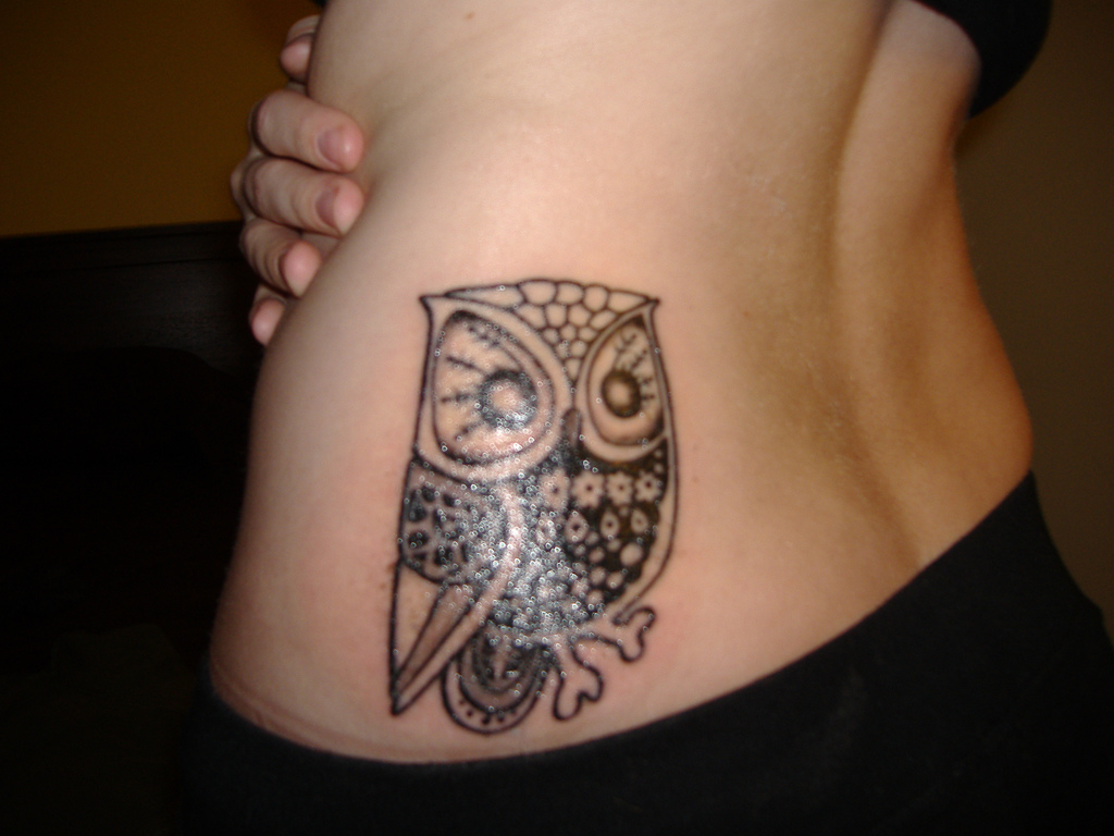 owl tattoos designs ideas and meaning tattoos for you. Black Bedroom Furniture Sets. Home Design Ideas