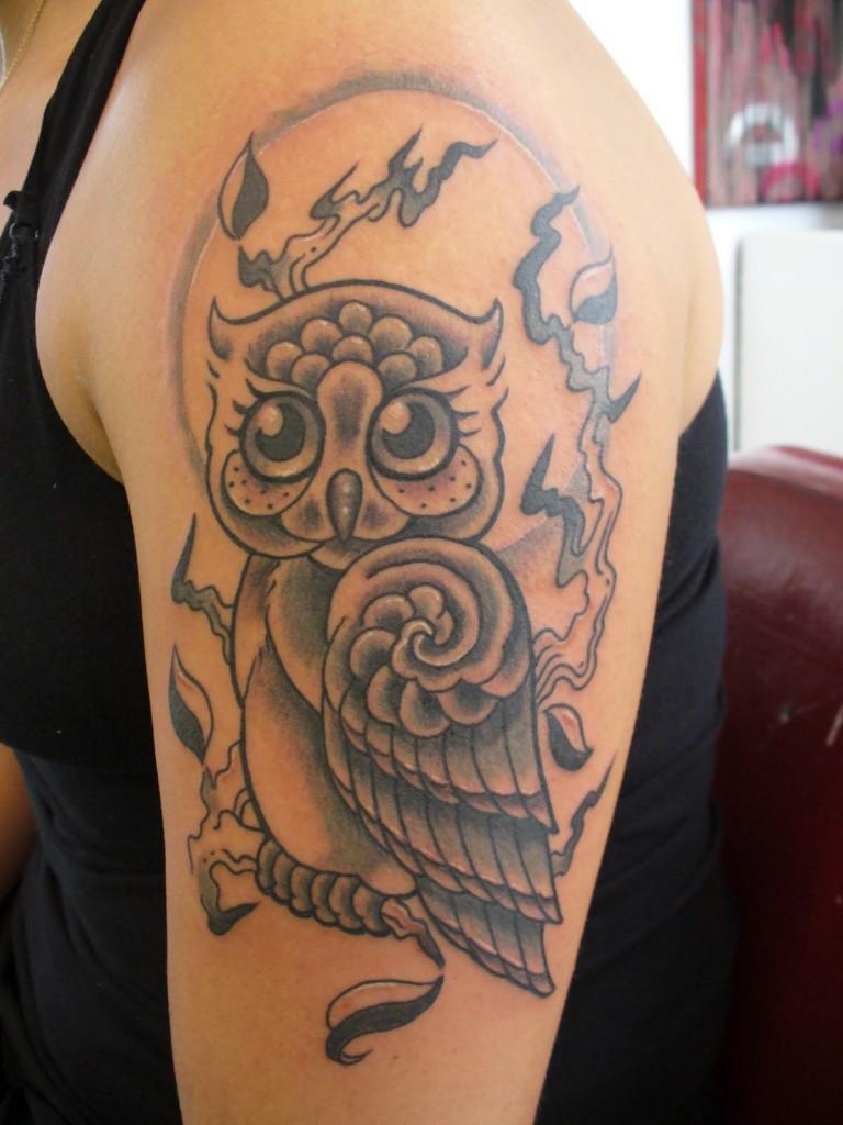 Owl Tumblr Owl Tattoos Designs, I...