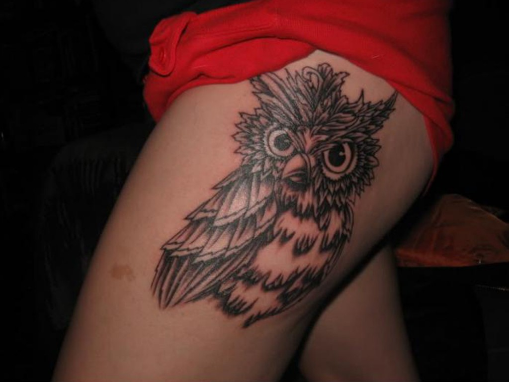Owl Tattoos Designs, Ideas and Meaning | Tattoos For You