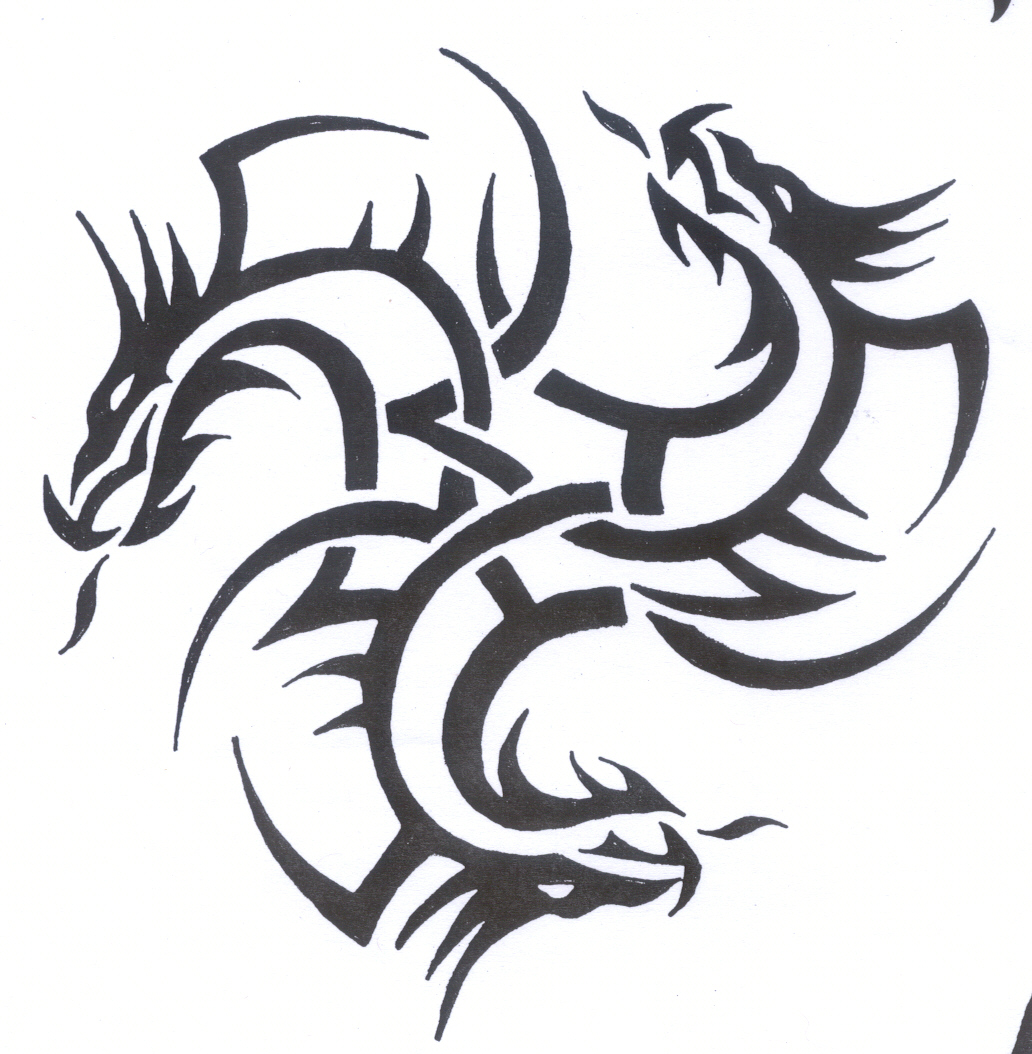 the gallery for celtic dragon tattoo meaning. Black Bedroom Furniture Sets. Home Design Ideas