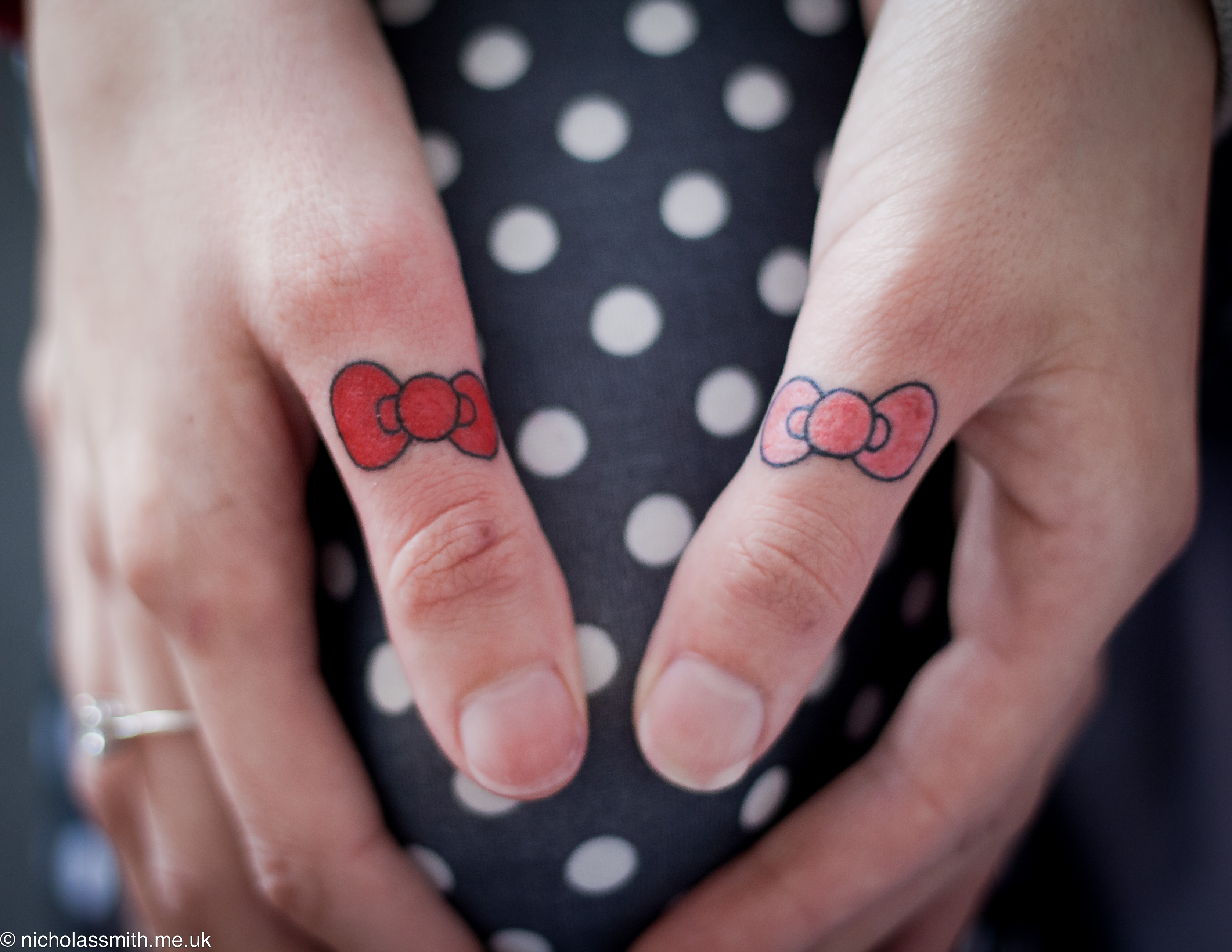 bow tattoos designs  ideas and meaning