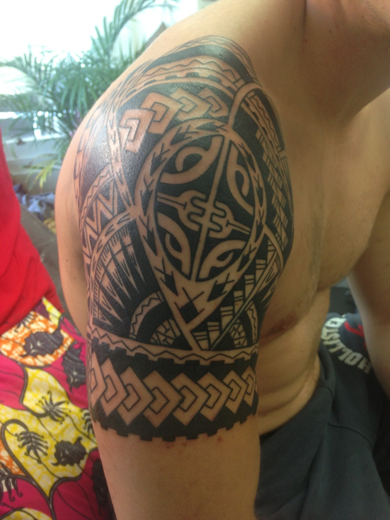 Polynesian Tattoos Designs, Ideas And Meaning