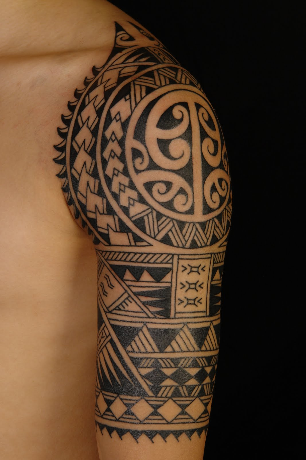 Polynesian Tattoos Designs Ideas And Meaning
