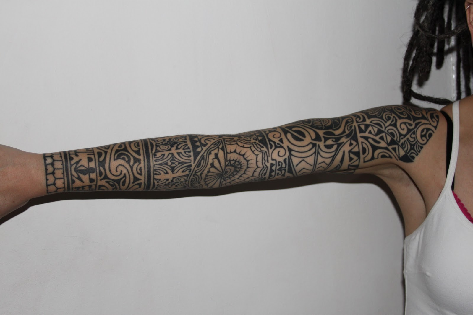 Polynesian Tattoos Designs, Ideas and Meaning | Tattoos ...