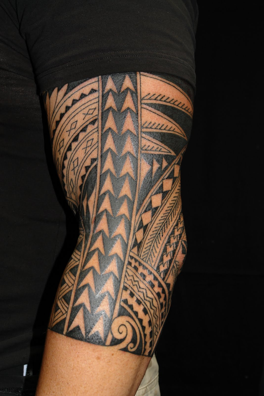 Tribal Tattoo Unterarm: Polynesian Tattoos Designs, Ideas And Meaning