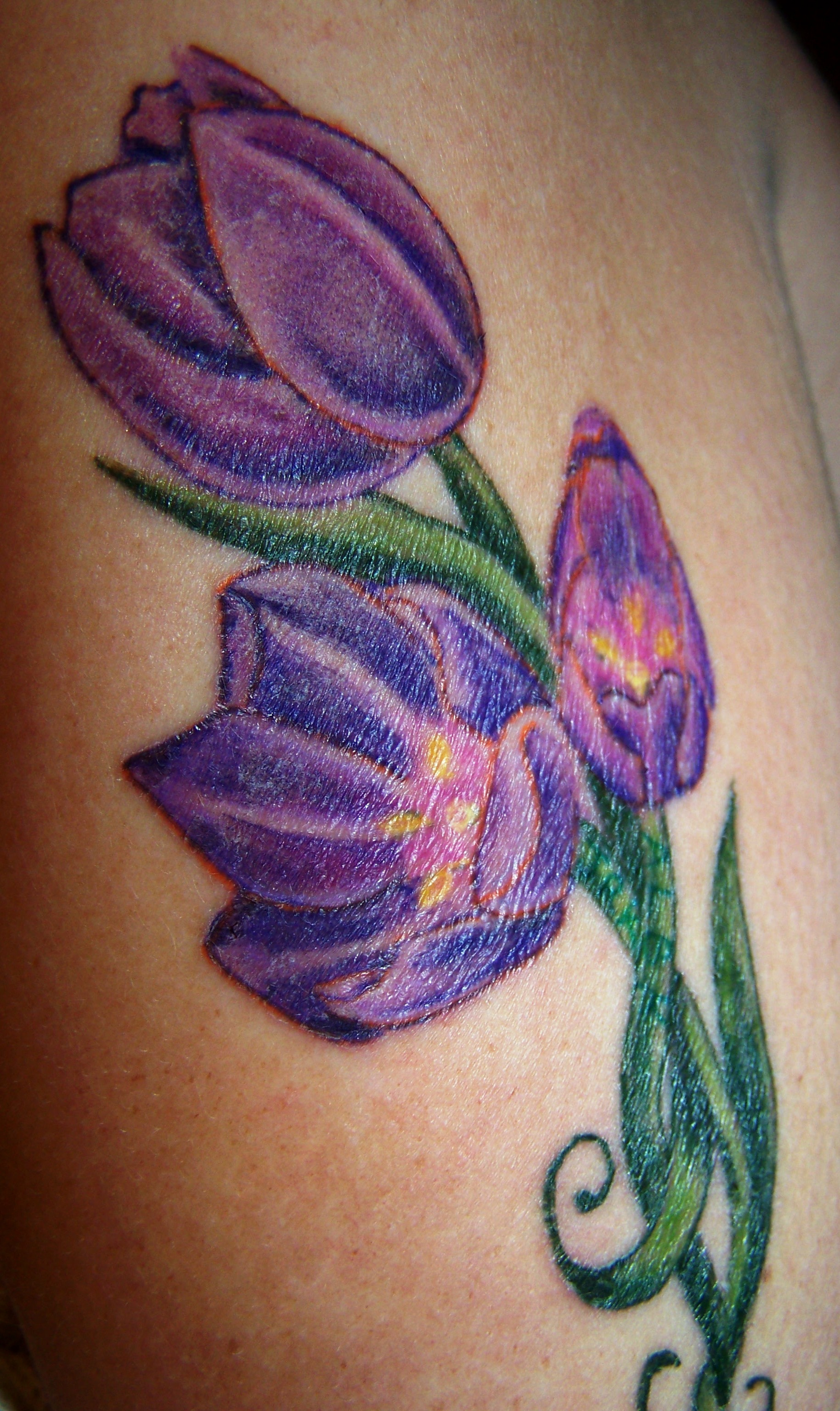 Red Lotus Flower Meaning Lotus Tattoos Designs,...