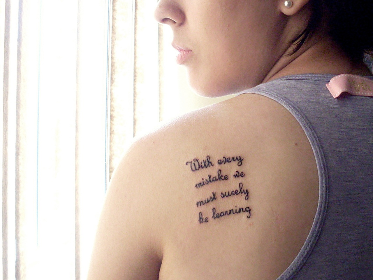 tattoo quotes for girls - photo #35