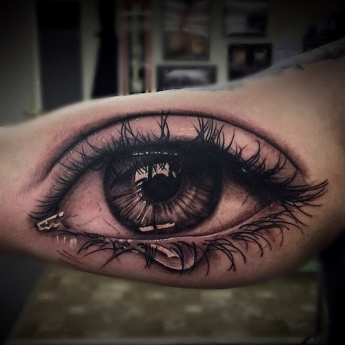 Tattoo Ideas Eyes: Eye Tattoos Designs, Ideas And Meaning