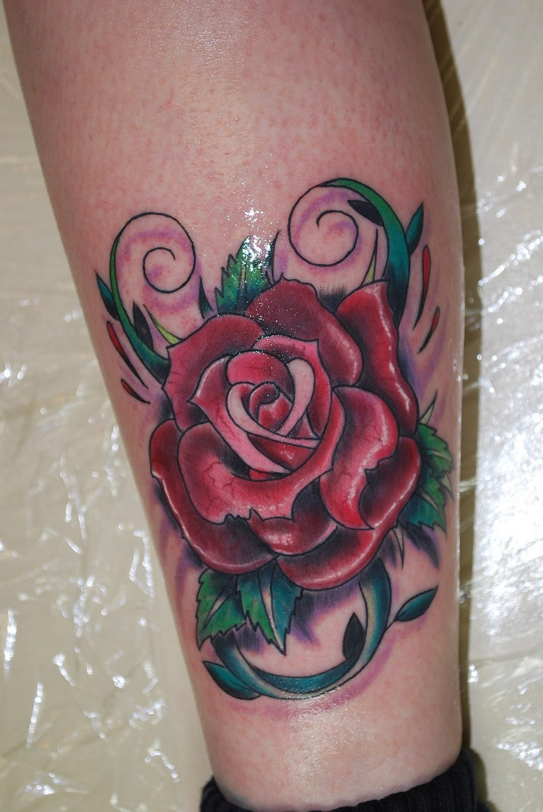 Pattern Tattoo: Rose Tattoos Designs, Ideas And Meaning