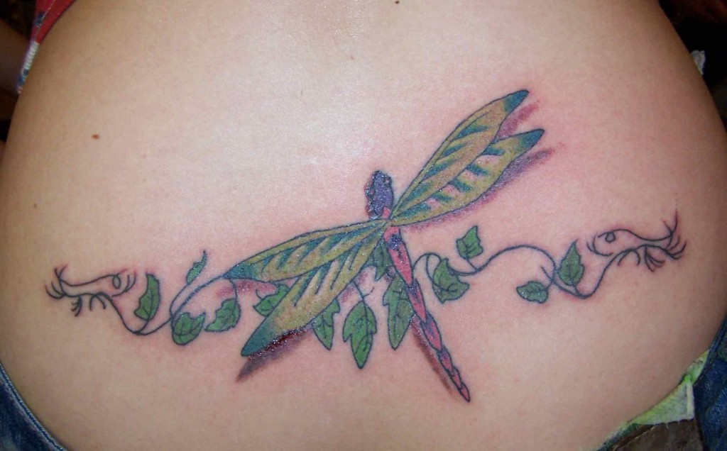 Dragonfly tattoos designs ideas and meaning tattoos for you for Simple tattoos with meaning