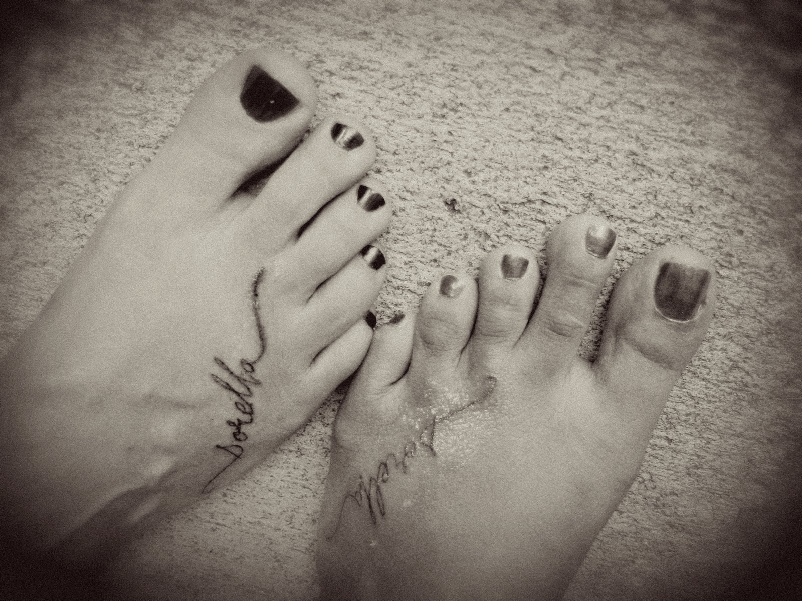 Sister Tattoos Designs Ideas And Meaning Tattoos For You