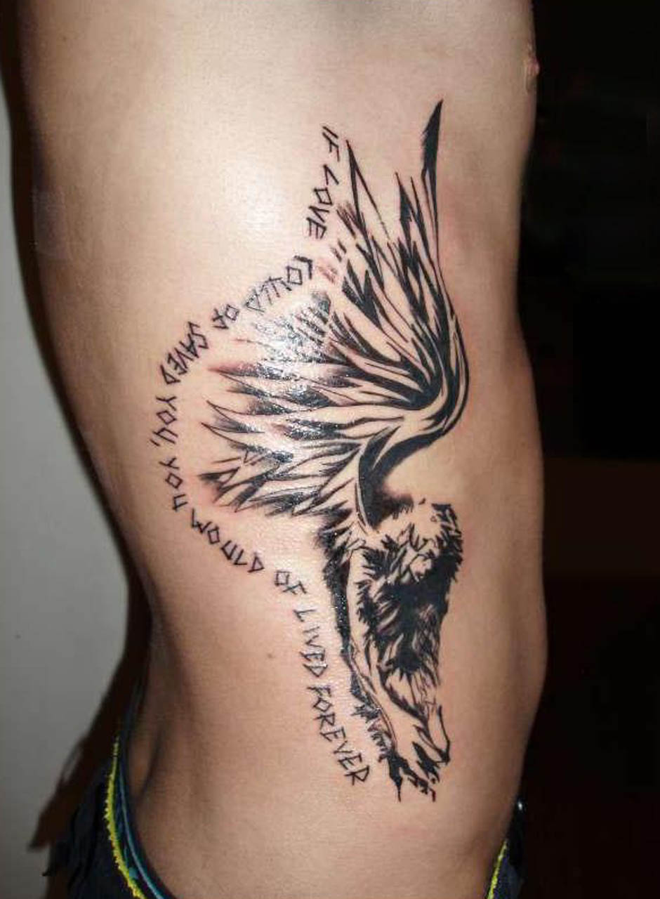 Angel Tattoos Designs, Ideas And Meaning