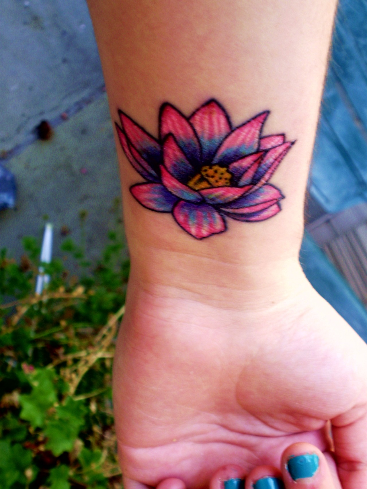 Small Tattoo Designs For Girls: Flower Tattoos Designs, Ideas And Meaning