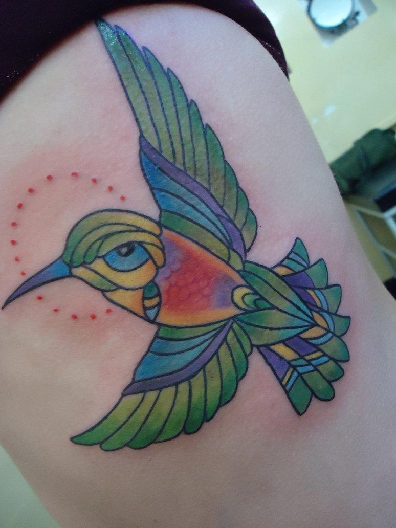 Hummingbird Tattoos Designs, Ideas and Meaning | Tattoos ...