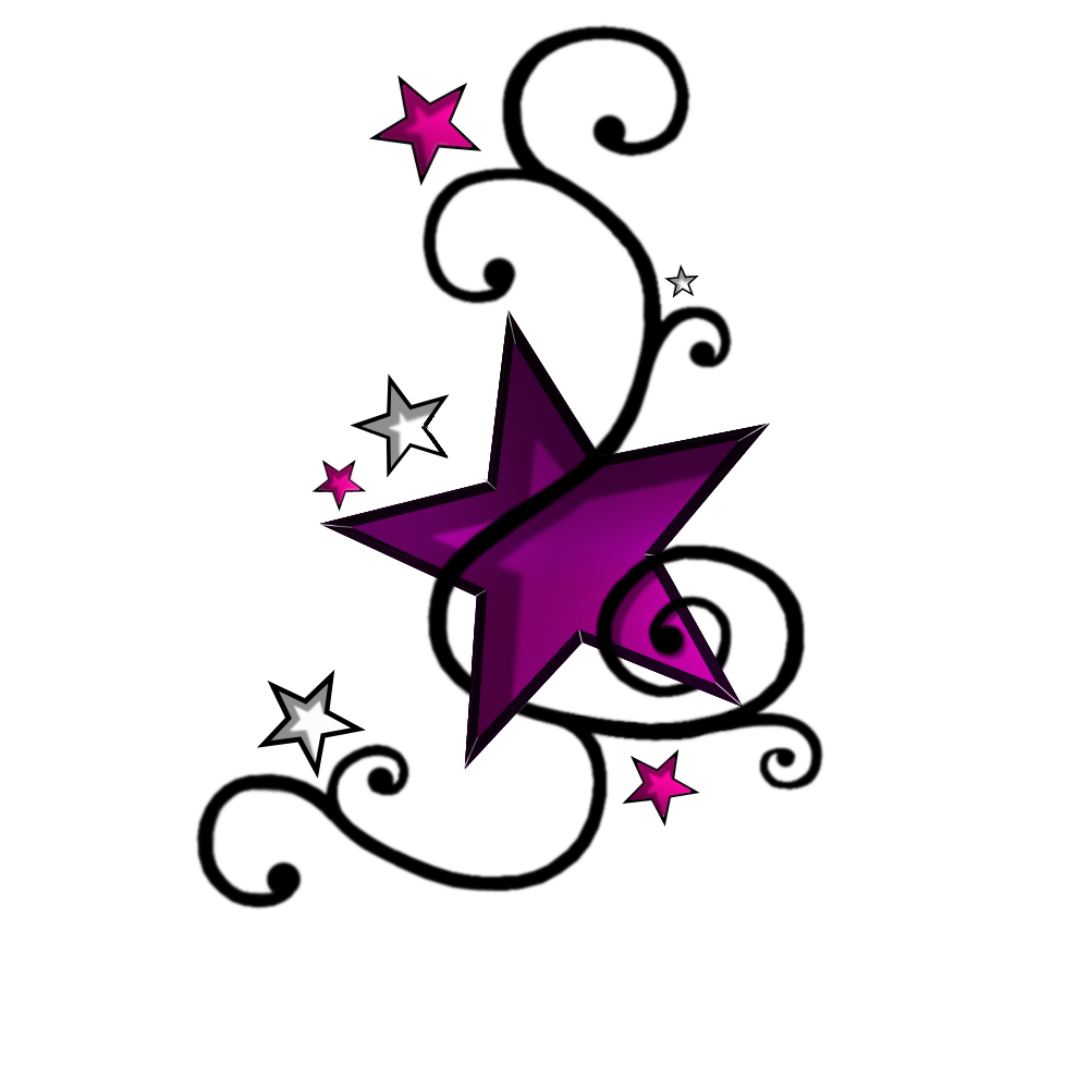 Star Tattoos Designs, Ideas And Meaning