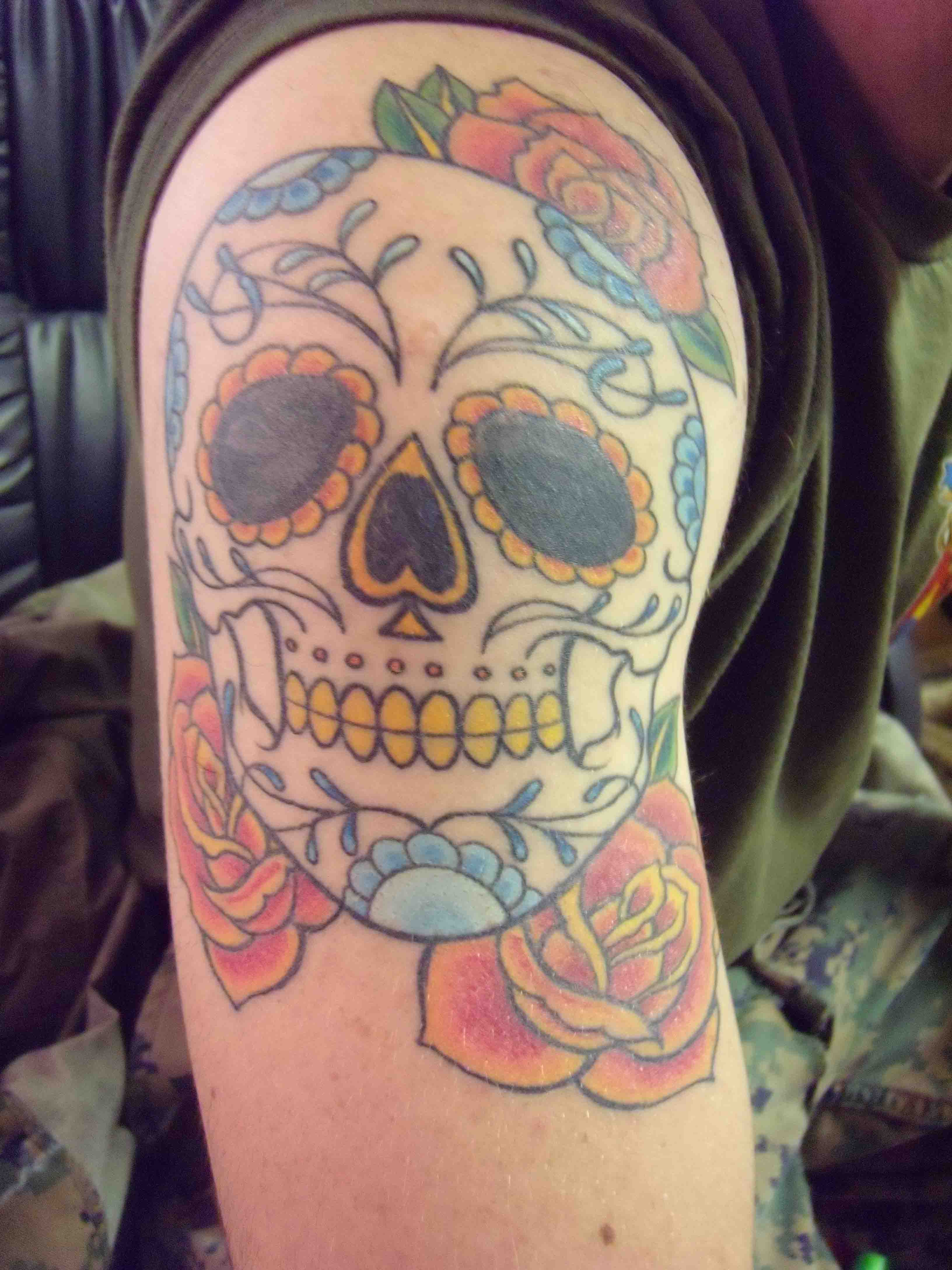 skull tattoos designs ideas and meaning tattoos for you. Black Bedroom Furniture Sets. Home Design Ideas