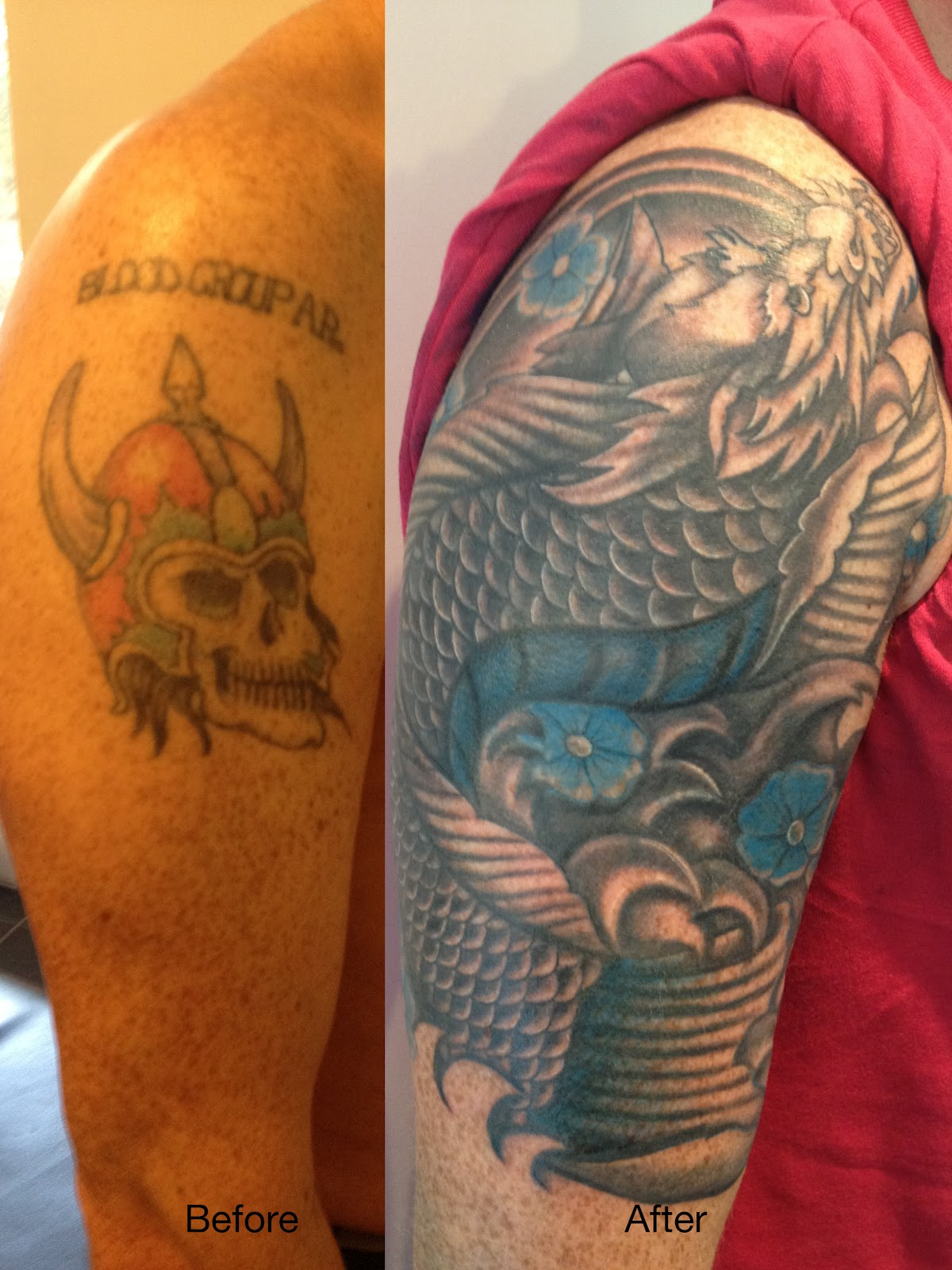 Cover up tattoos designs ideas and meaning tattoos for you for Tattoo cover sleeve target