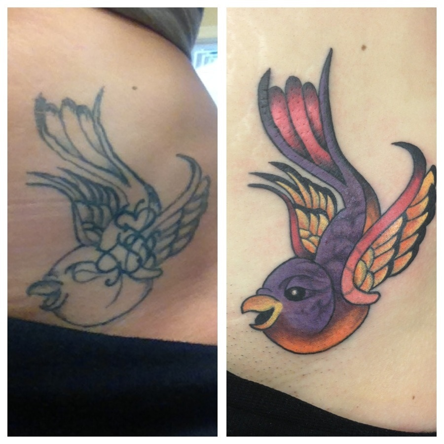 Cover Up Tattoos Designs, Ideas And Meaning