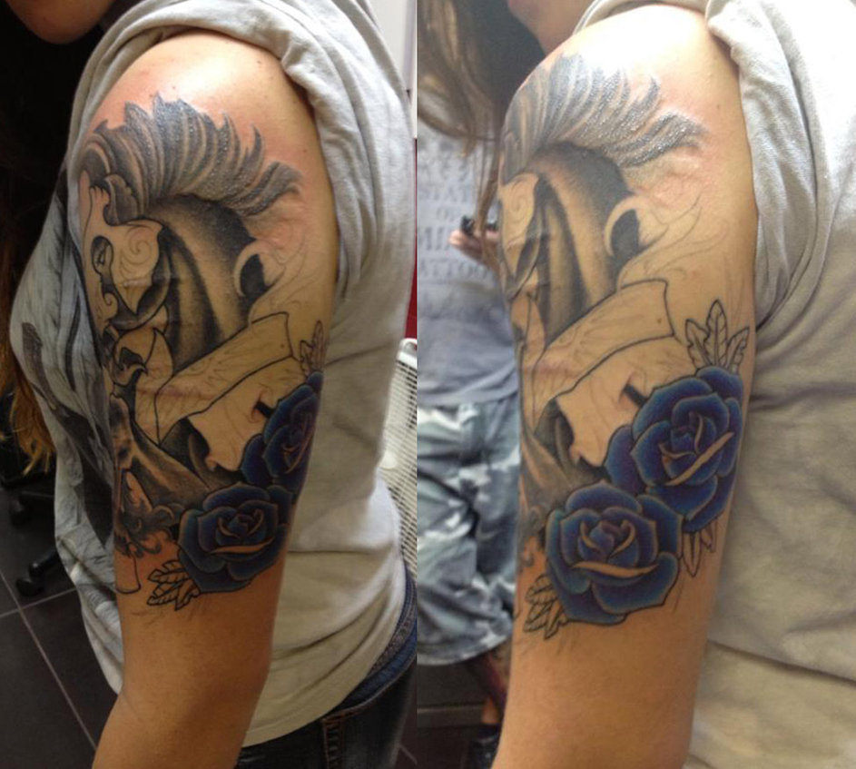 Tattoo Designs Tattoo Pictures: Cover Up Tattoos Designs, Ideas And Meaning