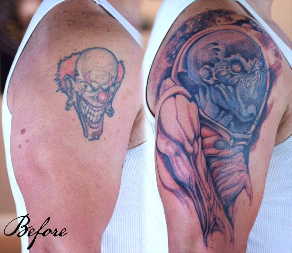 Cover Up Tattoos Designs, Ideas and Meaning | Tattoos For You