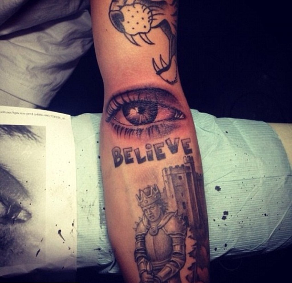 Eye Tattoos Designs, Ideas And Meaning