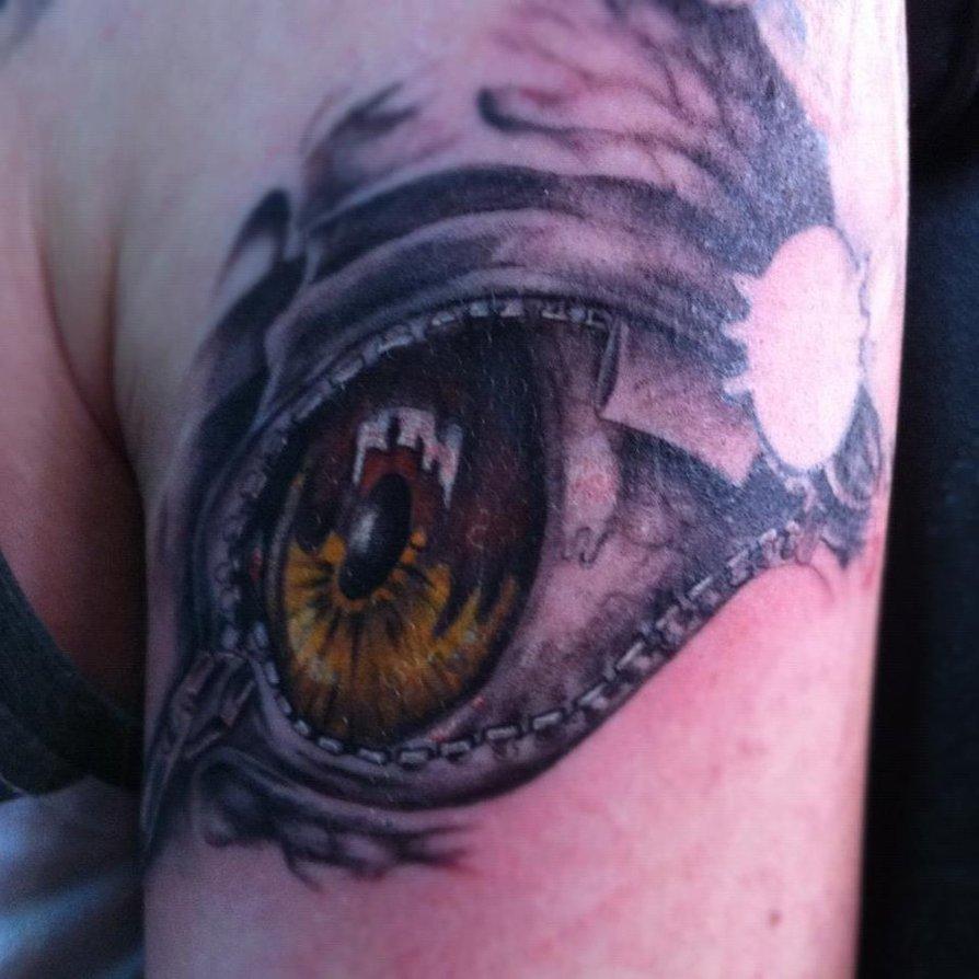 Eye Tattoos Designs, I...