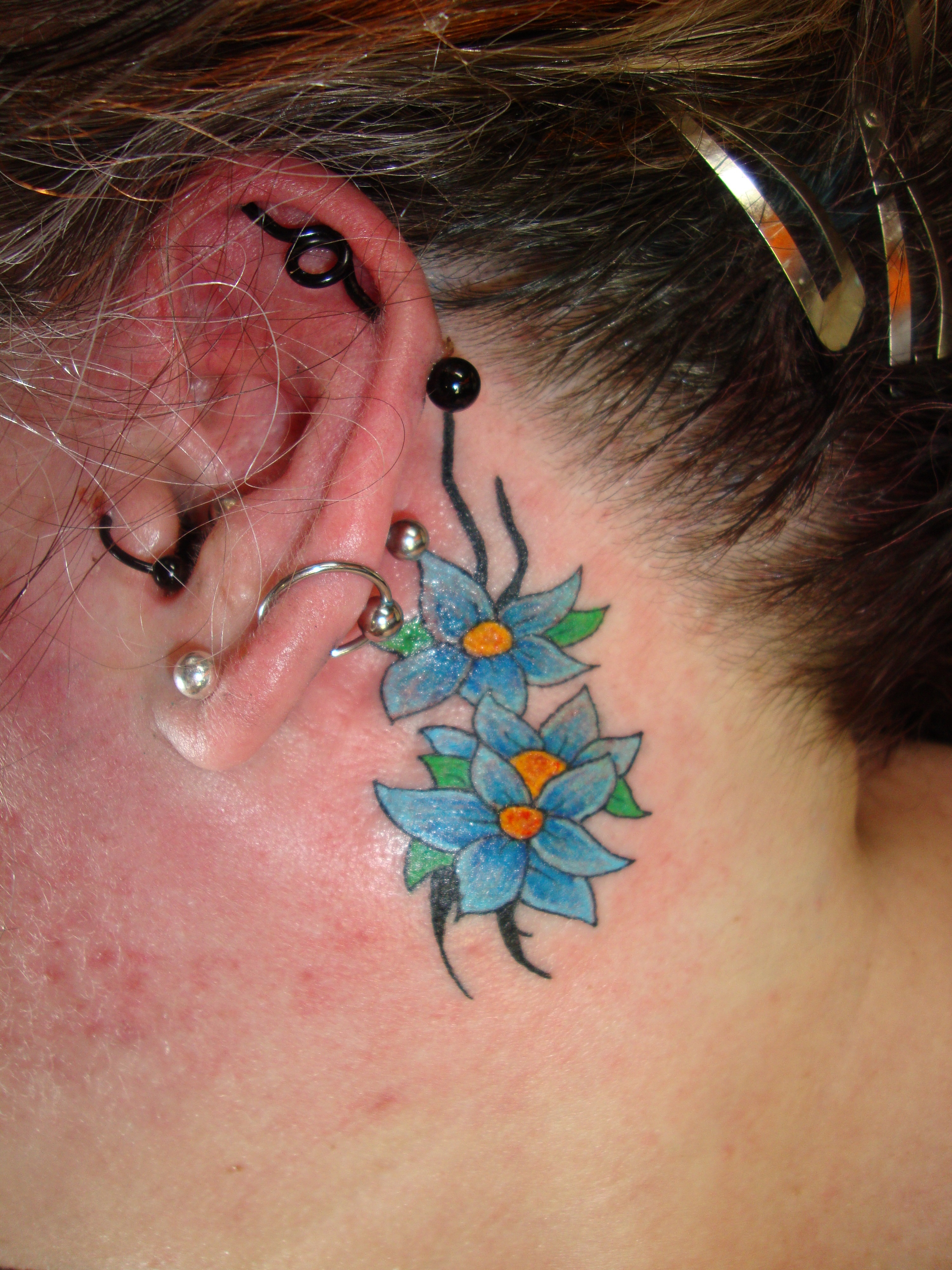 Flower Tattoos Designs Ideas And Meaning Tattoos For You