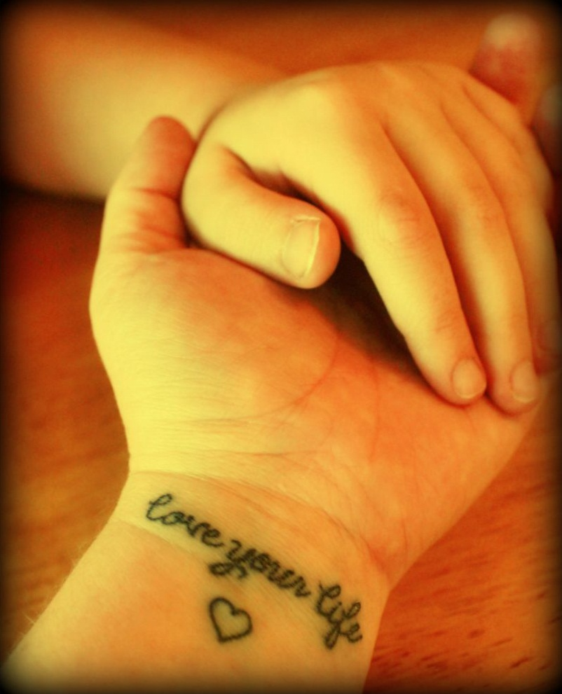 Love Tattoos Designs, Ideas And Meaning