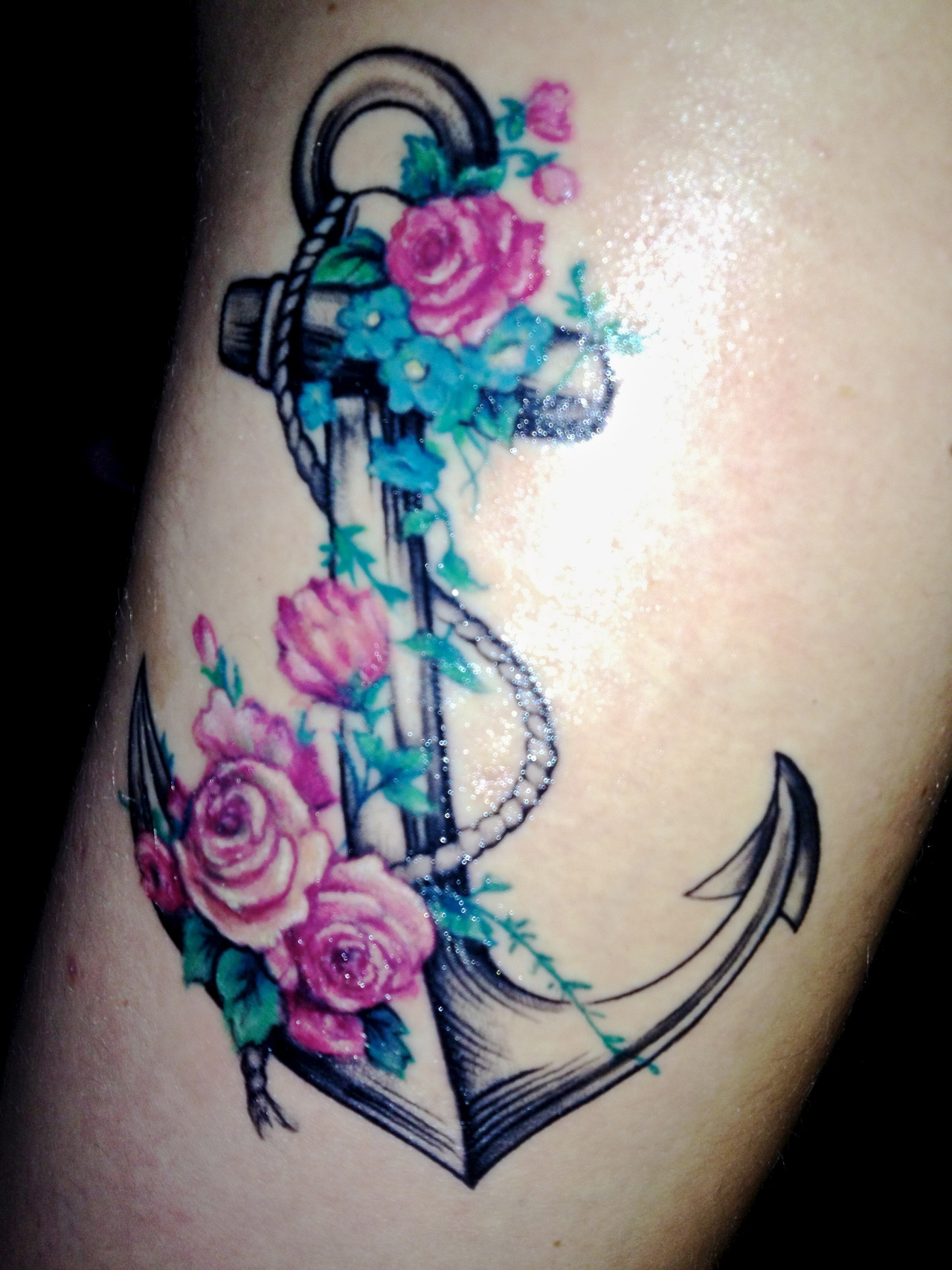 Anchor Tattoos Designs, Ideas and Meaning | Tattoos For You