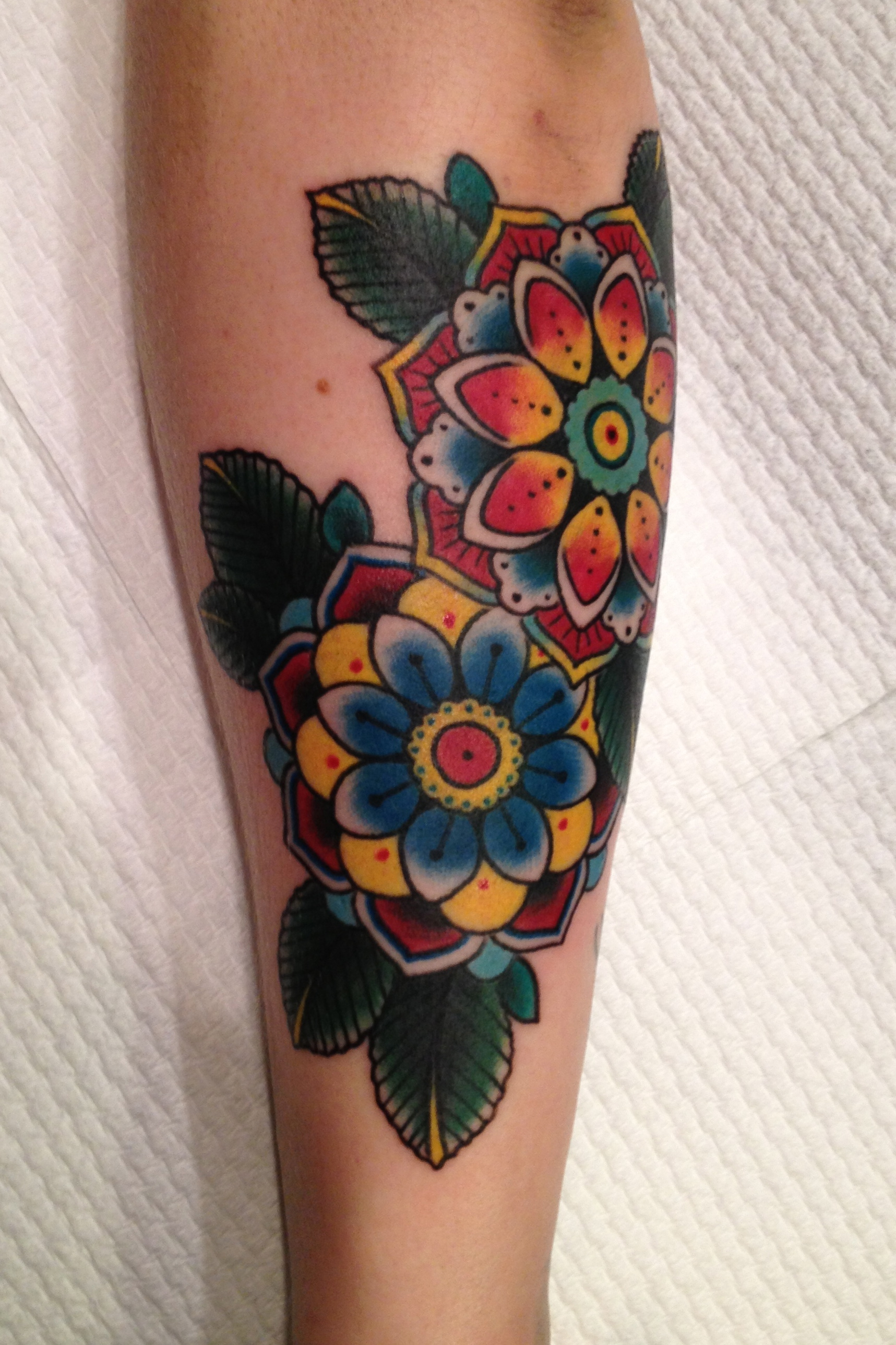 Traditional Tattoos Designs, Ideas And Meaning