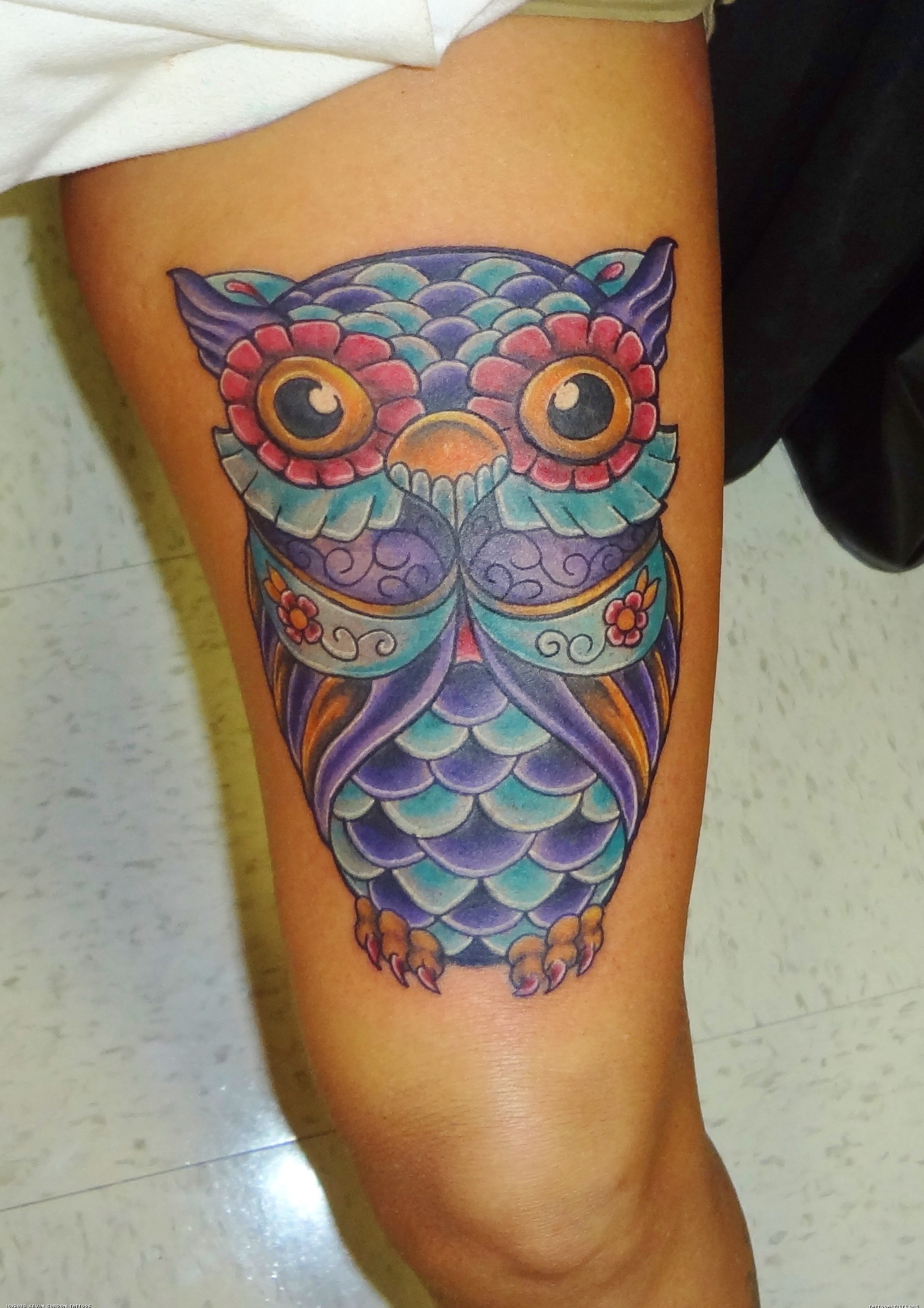 122 Amazing Owl Tattoos amp Their Meanings  inkmetattoo