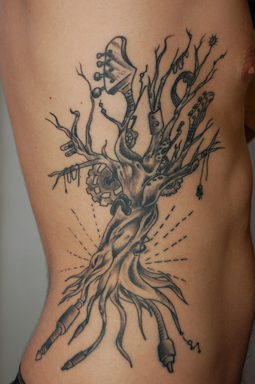 Willow tree tattoo designs