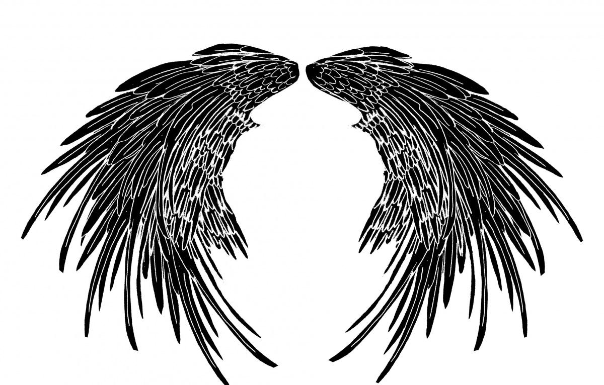 Angel Wing Tatt...