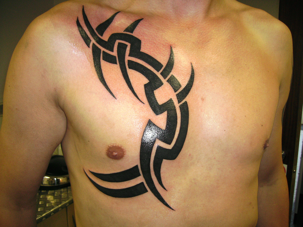 Tribal tattoos designs ideas and meaning tattoos for you for Male tattoo ideas
