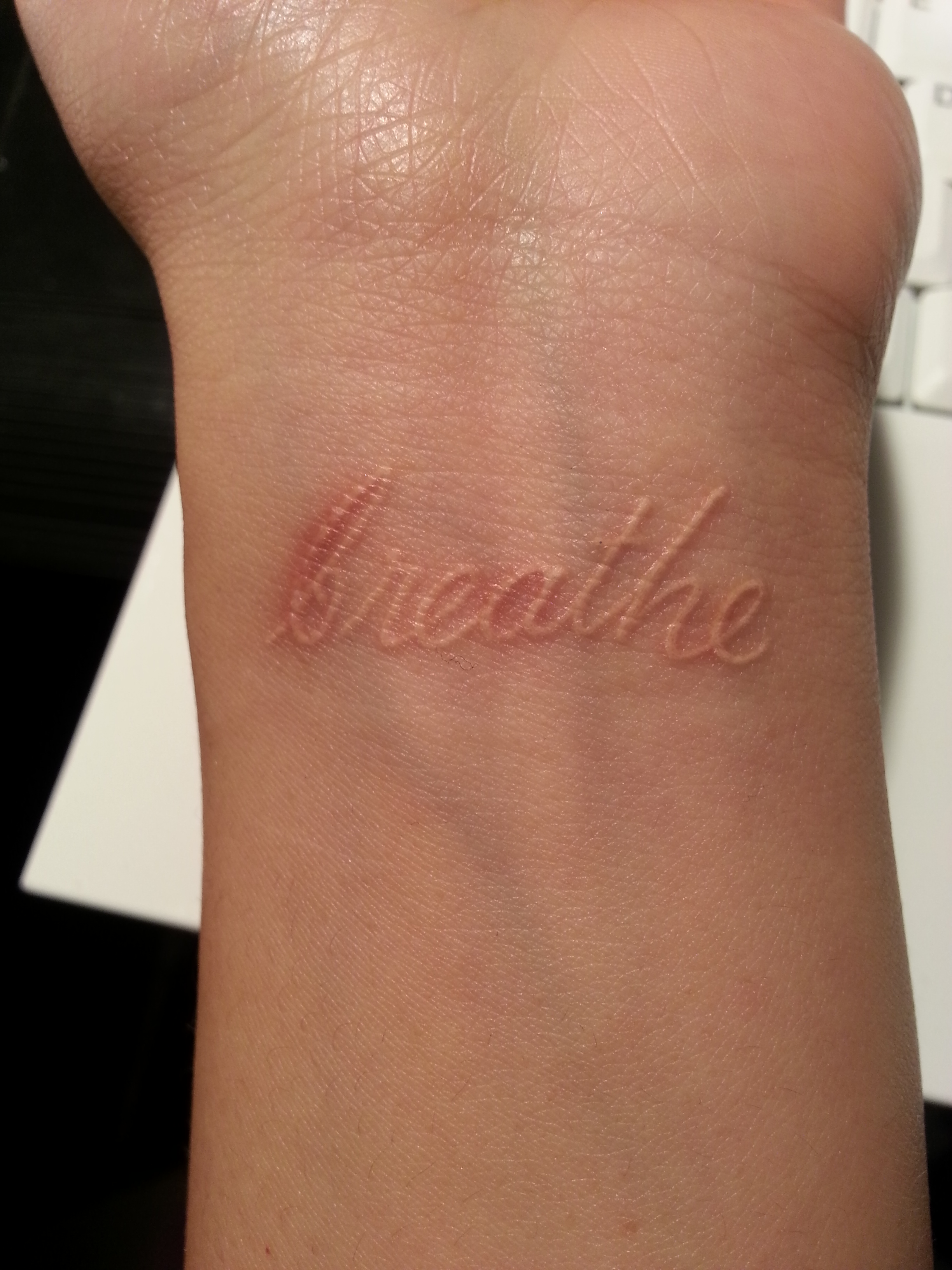 white ink tattoos designs ideas and meaning tattoos for you