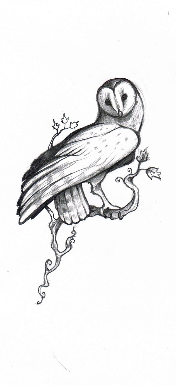 Owl Tattoos Designs, I...