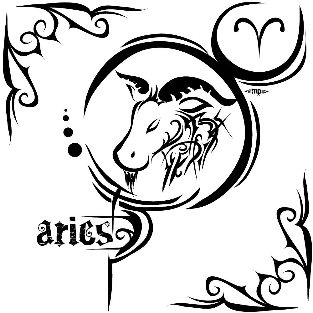 Aries tattoos designs ideas and meaning tattoos for you for Tattoo horoscope signs