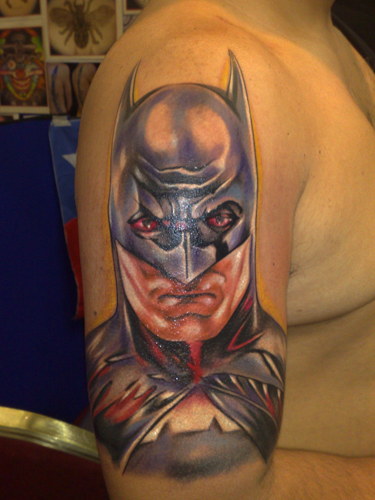 Batman Tattoo Designs