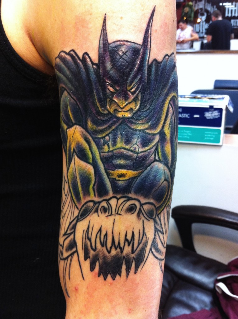 Batman Tattoos Images
