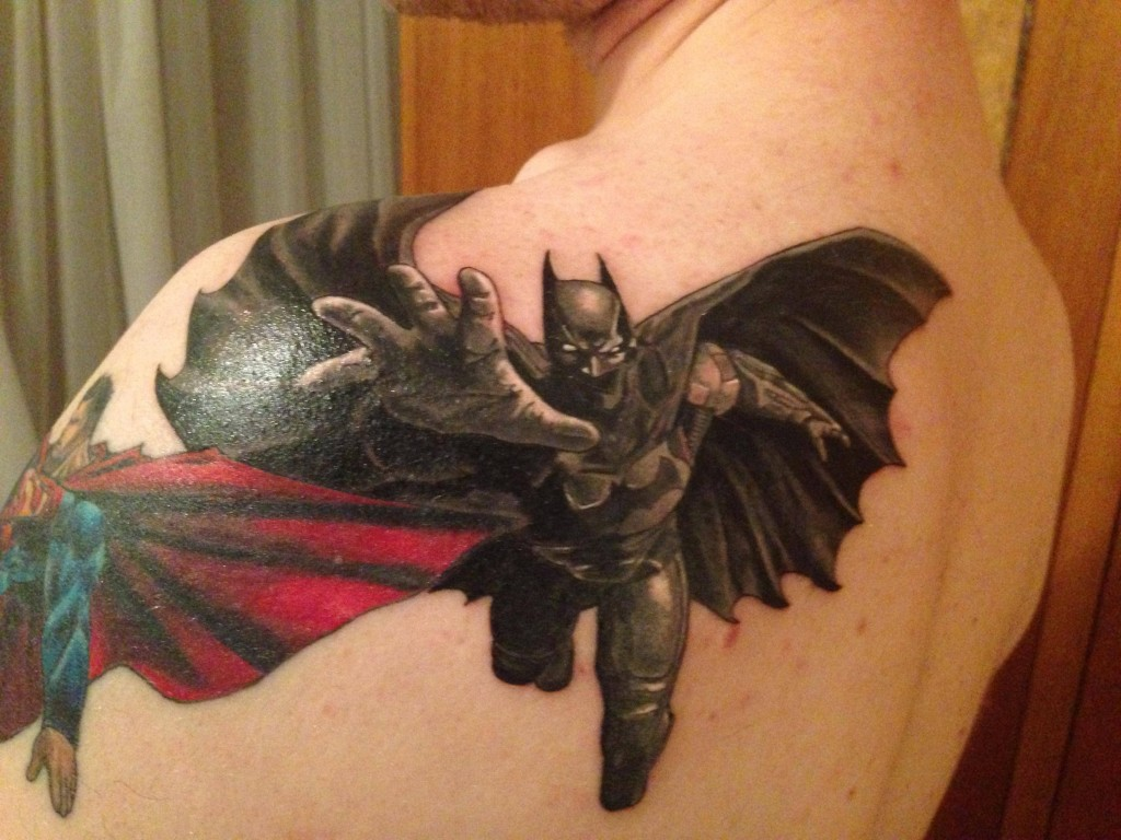 Batman Tattoos Pictures