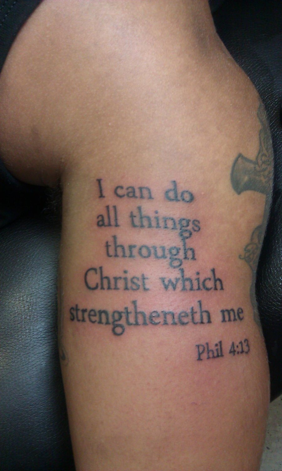 Bible Verse Tattoos Designs, Ideas and Meaning | Tattoos For You