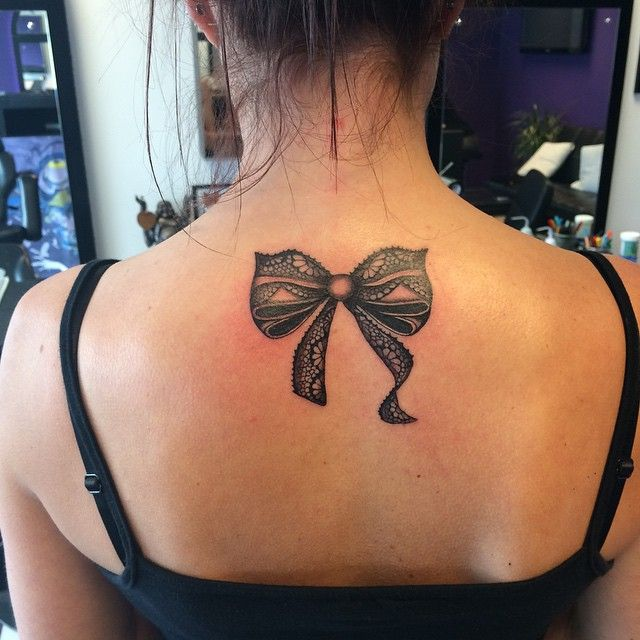 Bow Tattoos Designs Ideas And Meaning Tattoos For You