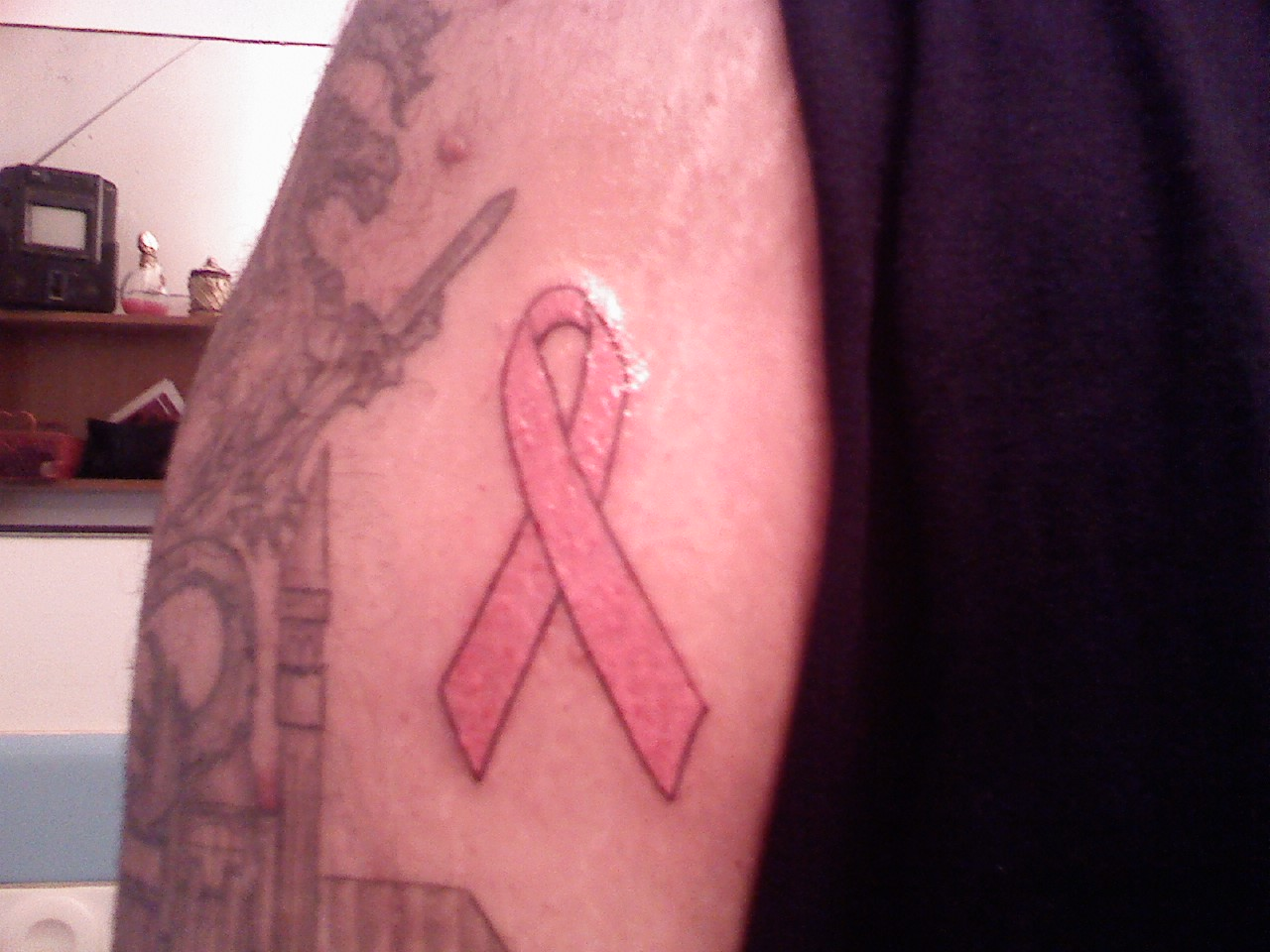 Disegno Ken Ay Cool Tattoo Ideas Pink Ribbon