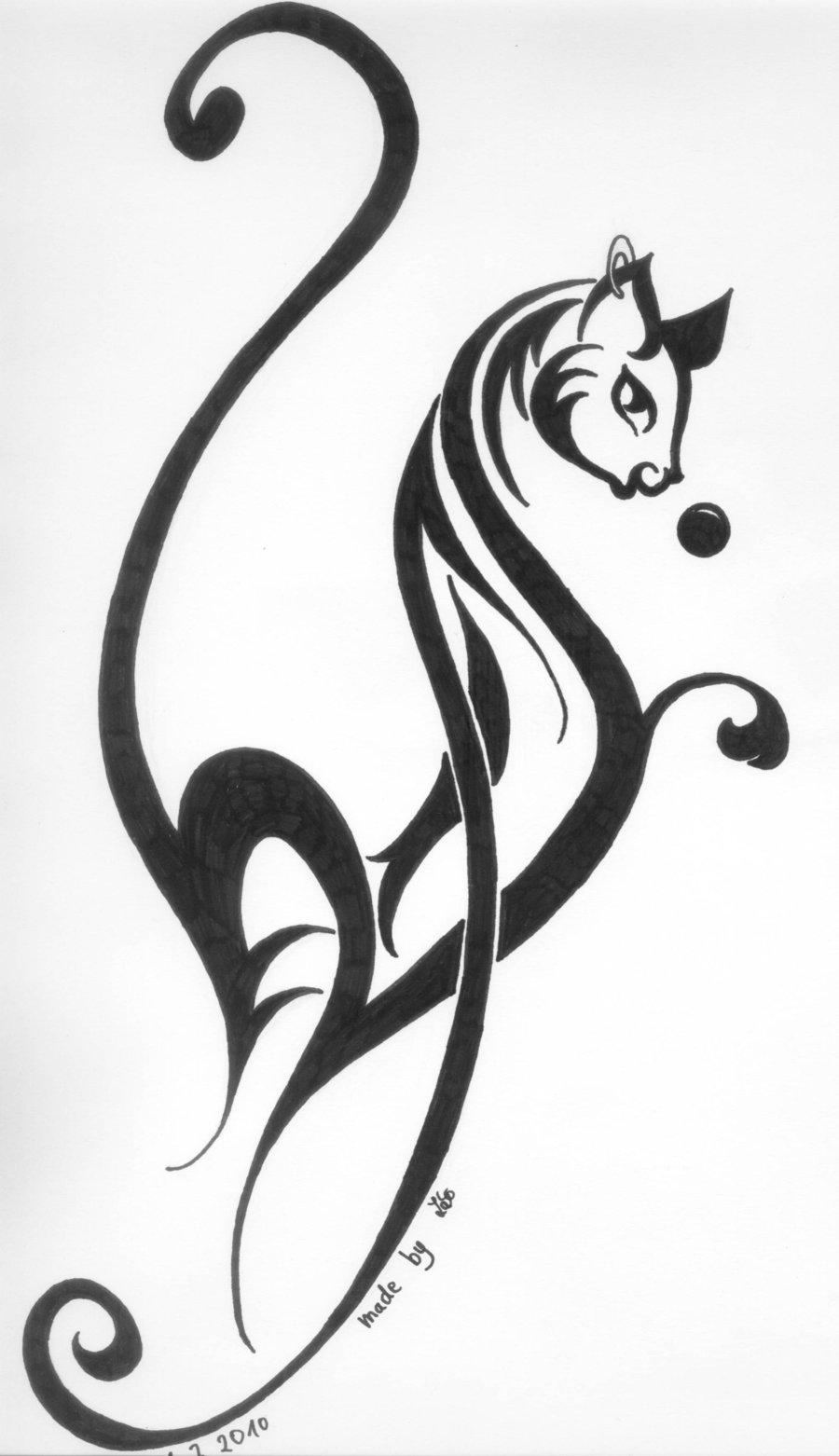 Big Cat Tattoo Meaning