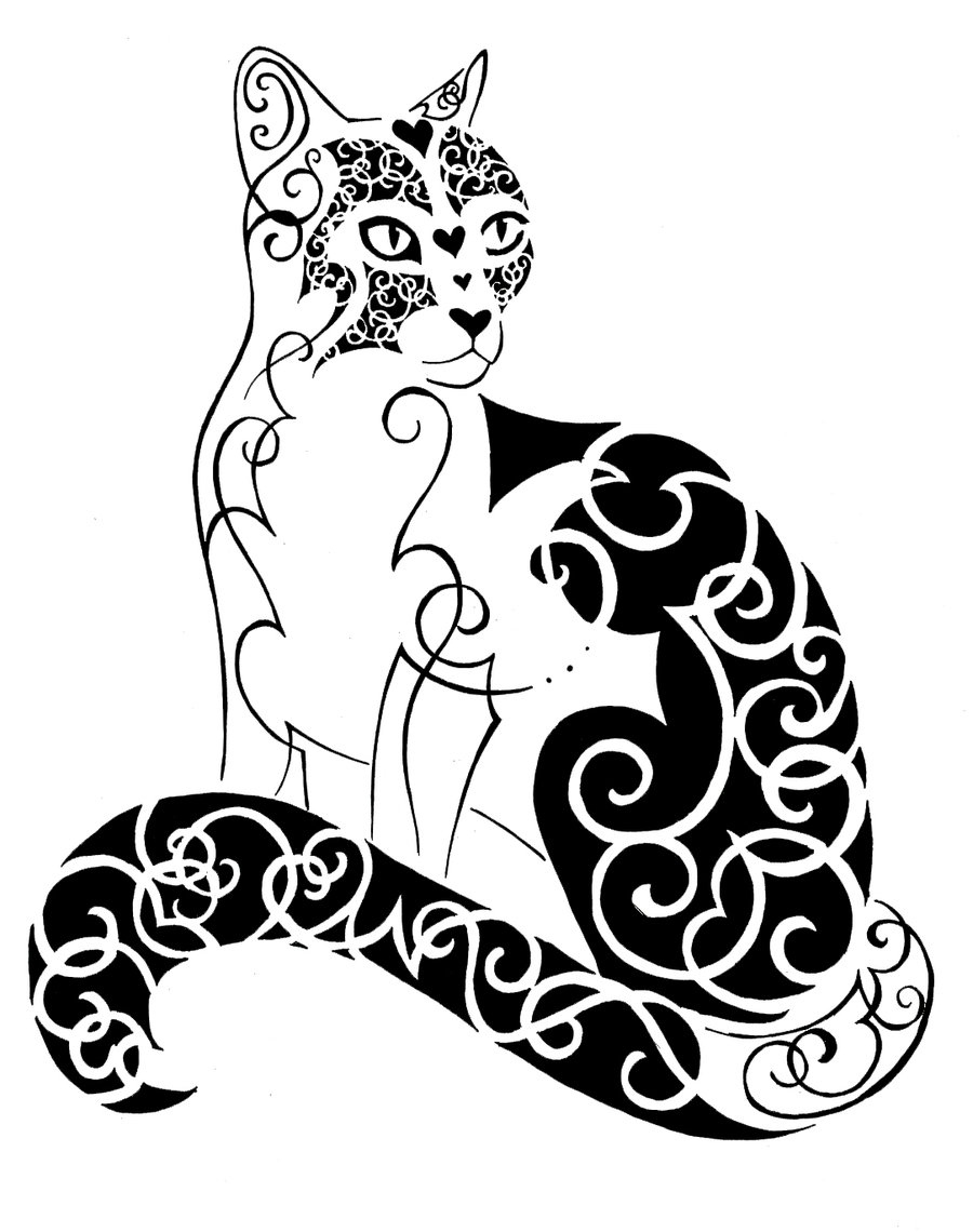 cat_Cat Tattoos Designs, Ideas and Meaning | Tattoos For You